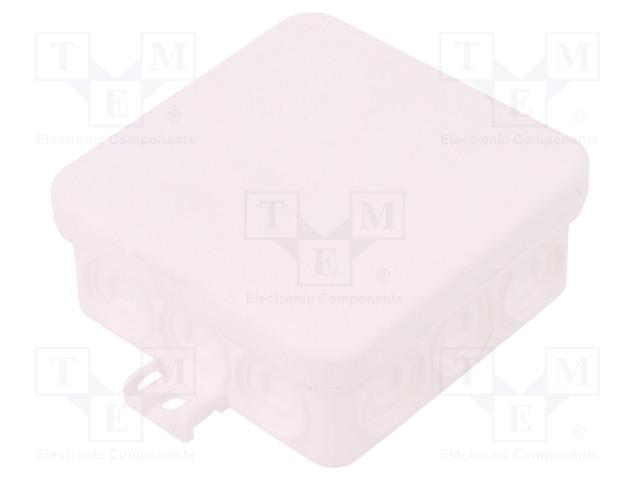 SPELSBERG 33261201 - Kotelo: kytkentärasia