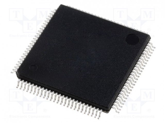 MICROCHIP TECHNOLOGY ATSAM4SD32CA-AU - ARM microcontroller