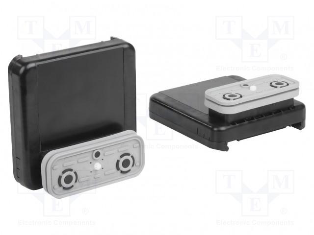SCHMALZ VCBL-S4-120X50X50 - Vacuum block