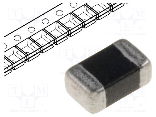 MURATA BLM21AG121SN1D - Ferrite: bead