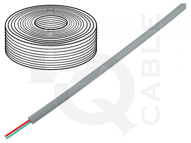 TEL-0030CCA-100/SV BQ CABLE, Cable
