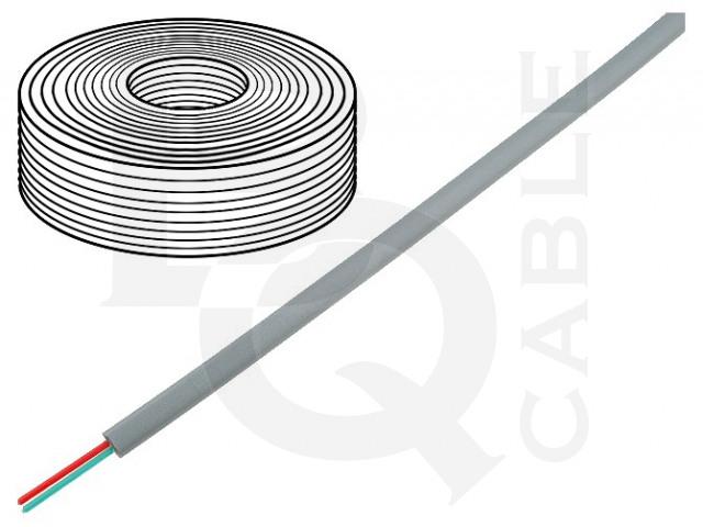 TEL-0030CCA-100/SV BQ CABLE, Leitungen