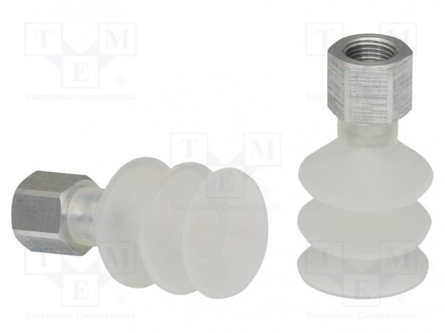 SCHMALZ FSG-25-SI-55-G1/8-IG - Suction cup