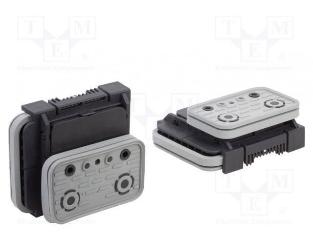SCHMALZ VCBL-K2-125X75X50 - Vacuum block