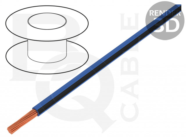 LGY0.35-BL/BK BQ CABLE, Vodič