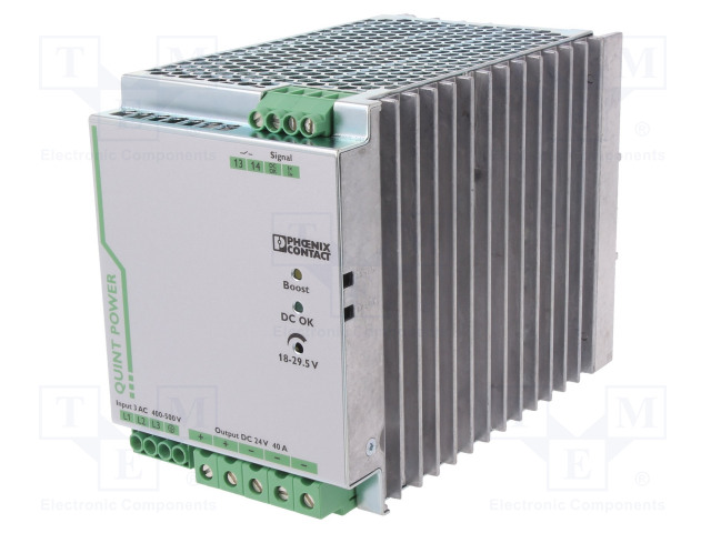 2866802 PHOENIX CONTACT - Power supply: switched-mode QUINT