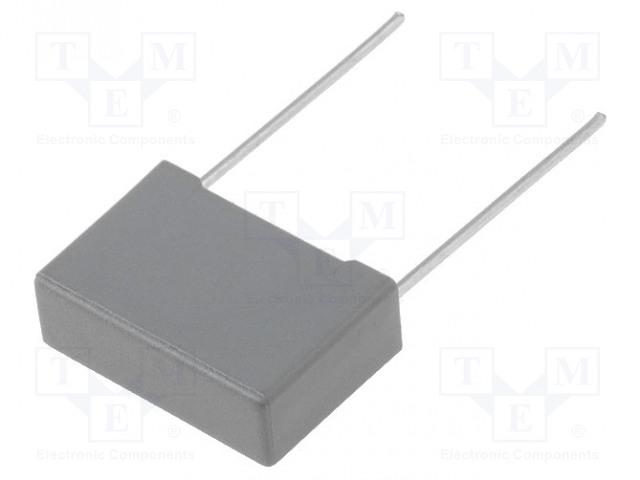 SR PASSIVES MPBX2-220NR22 - Kondenzátor: polypropylénový