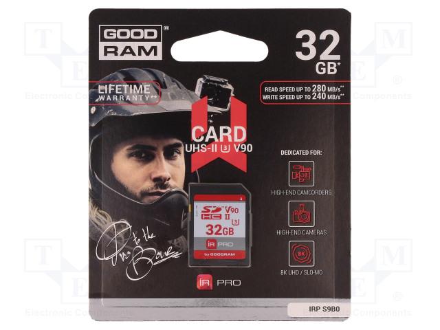 GOODRAM IRP-S9B0-0320R11 - Memory card
