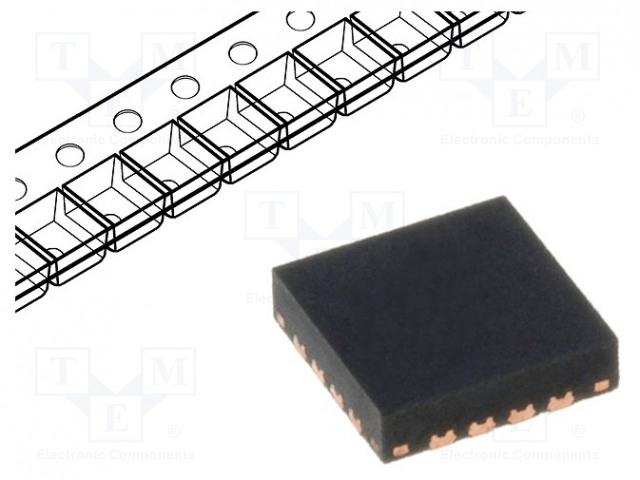MICROCHIP TECHNOLOGY EQCO875SC.3-HS - IC: transceiver