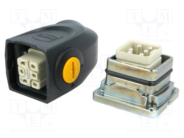 HARTING 87082101434 - Connector: HAN