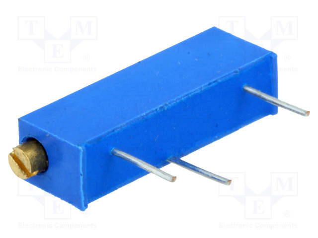 SR PASSIVES T196P-100R - Potentiometer: mounting