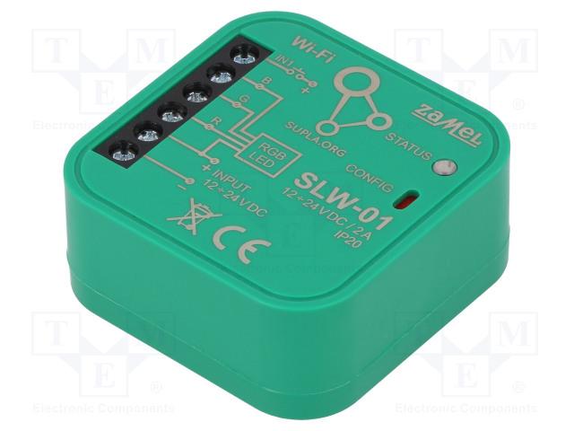 ZAMEL SLW-01 - RGB ovládač