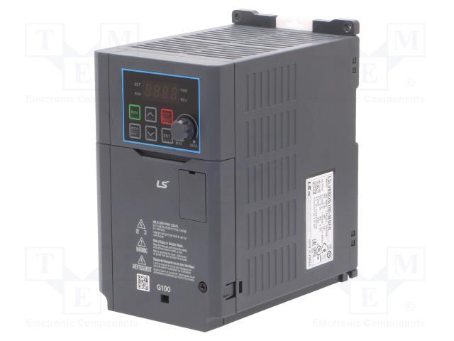 LS INDUSTRIAL SYSTEMS LV0022G100-4EOFN - Vector inverter