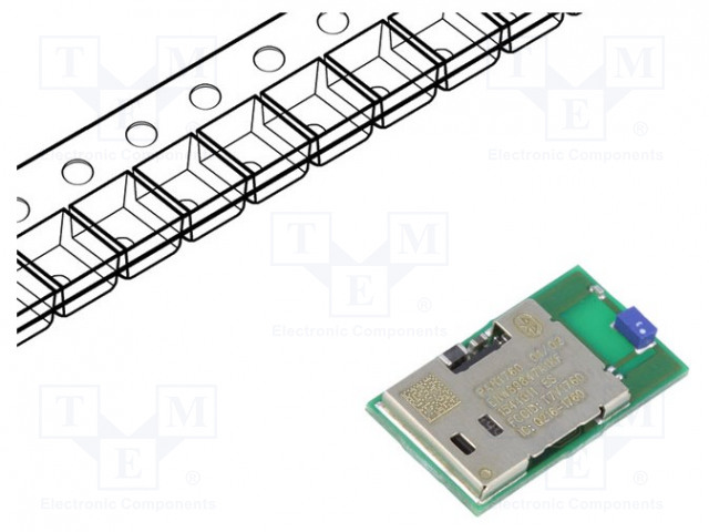 PANASONIC ENW-89847A1KF - Module: Bluetooth Classic / Low Energy