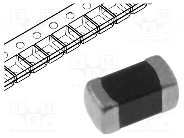 EPCOS B72510T0140K062 - Varistor: metaloxidový