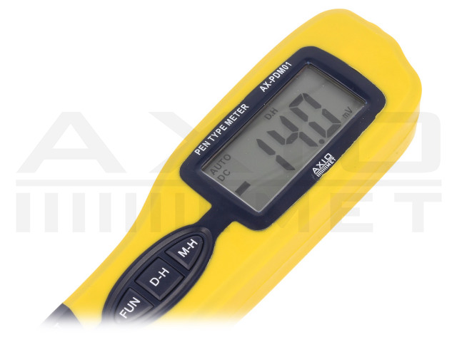 AX-PDM01 AXIOMET, Digitaler Multimeter
