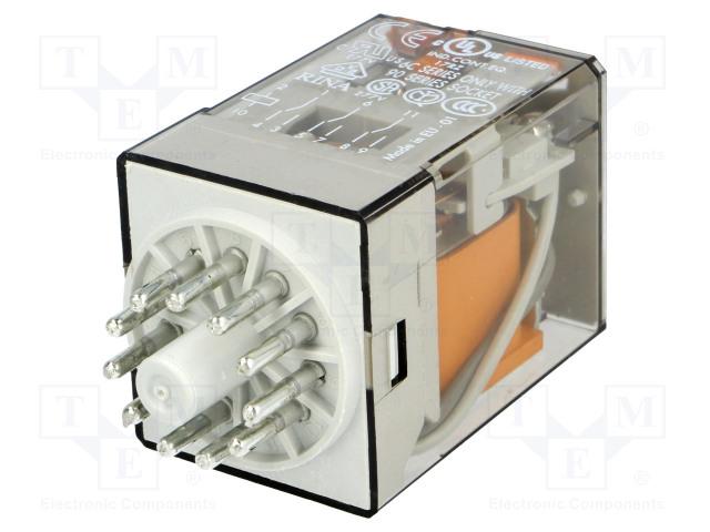 FINDER 60.13.8.400.0040 - Relé: elektromagnetické