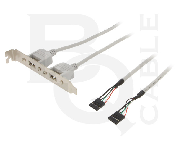 AK674.1 BQ CABLE, Adaptador