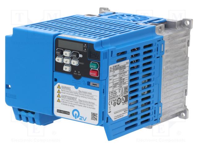 OMRON Q2V-A4012-AAA - Inverter