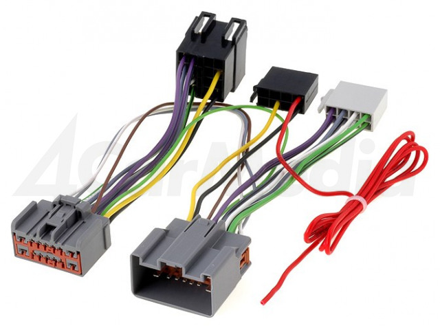 HF-59270 4CARMEDIA, Kabel pro hands-free sadu THB