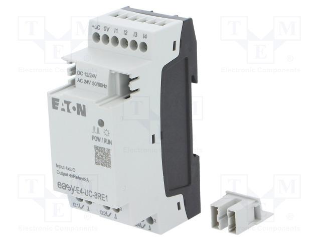 EATON ELECTRIC EASY-E4-UC-8RE1 - Module: extension