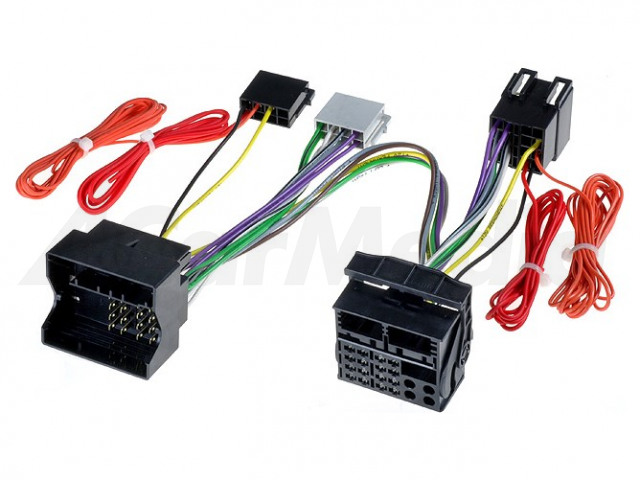 HF-59040 4CARMEDIA, Kábel pre hands-free súpravu THB