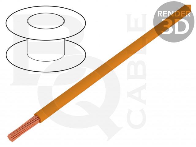 FLRYW-B0.75-OR BQ CABLE, Vodič