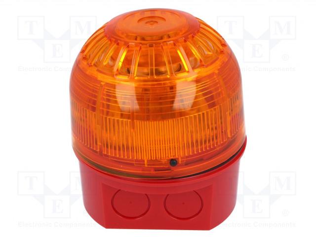 KLAXON SIGNALS PSC-0027 - Signalizátor: opticko-akustický