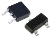 P-csatornás SMD tranzisztorok