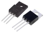 P-csatornás THT tranzisztorok