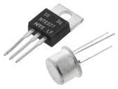 NPN THT transistors