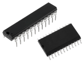 D/A converters - integrated circuits