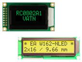 Alphanumerische LCD-Displays