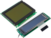 LCD graphic displays