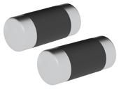 0204 minimelf SMD resistors
