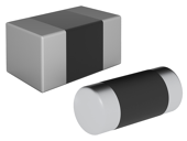 SMD precision resistors