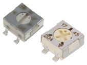 Potenciometre jednootáčkové SMD