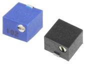 Potenciometre viacotáčkové SMD