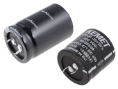 SNAP-IN electrolytic capacitors