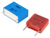 Standard polypropylene capacitors