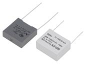 X2/Y2 polypropylene capacitors