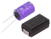 SMD Polymer Capacitors
