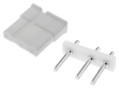 Raster signal connectors 5/7,5mm