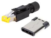 Connettori per trasmissione dati
