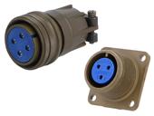 MIL-C-5015 connectors