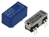 Reed Electromagnetic Relays