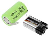 Batterien, Akkus