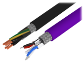 Cables for Power Chains - Shielded