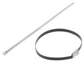 Stahovací pásky - kovové