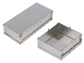 Shielded enclosures